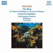 Slovak Radio Symphony Orchestra: Wagner, R.: Ring (Der) (Orchestral Highlights) - CD