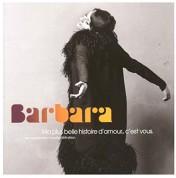 Barbara: Ma Plus Belle Histoire D'amour... C'est Vous - CD
