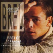Jacques Brel: 15 Ans D'amour - CD