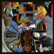 Klaxons: Myhts Of The Near Future - CD