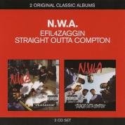 N.W.A.: Efil4zaggin / Straight Outta Compton - CD
