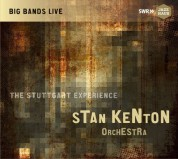 Stan Kenton Orchestra: The Stuttgart Experience - CD