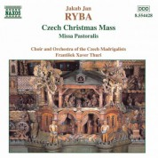 Ryba: Czech Christmas Mass / Missa Pastoralis - CD