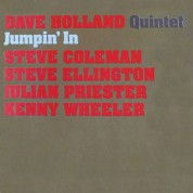 Dave Holland Quintet: Jumpin' In - CD