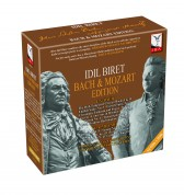İdil Biret: Bach & Mozart Edition - CD