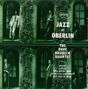 Dave Brubeck Quartet: Jazz At Oberlin - Plak