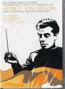 Herbert von Karajan, Wiener Philharmoniker: Mozart: Coronation Mass K.317; Divertimento K.334 - DVD