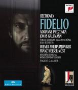 Jonas Kaufmann, Adrianne Pieczonka, Franz Welser-Möst, Wiener Philharmoniker: Beethoven: Fidelio - BluRay