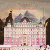 Çeşitli Sanatçılar: The Grand Budapest Hotel (Soundtrack) - CD