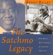 Benny Bailey: The Satchmo Legacy - CD