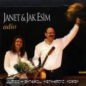 Janet & Jak Esim Ensemble: Adio - CD