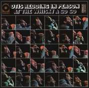 Otis Redding: In Person At The Whiskey A Go Go - Plak