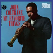 John Coltrane: My Favorite Things - Plak