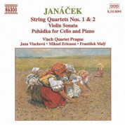 Janacek: String Quartets / Violin Sonata / Pohadka - CD
