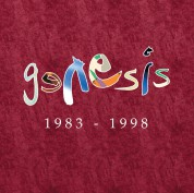 Genesis: 1983 - 1998 (Limited Edition) - Plak