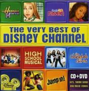 Çeşitli Sanatçılar: The Very Best Of Disney Channel - CD