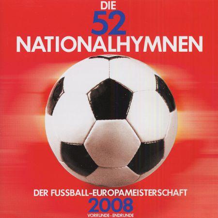 Slovak Radio Symphony Orchestra: 52 Nationalhymnen (Die) - Der Fussball-Europameisterschaft 2008 (52 National Anthems - European Football Championship 2008) - CD
