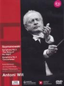 Rafael Bartminski, Jan Krzysztof Broja, Antoni Wit: Szymanowski/ Bartminski: Sym. No.3/ Sym. No.4 - DVD