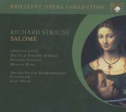 Gwyneth Jones, Dietrich Fischer-Dieskau, Richard Cassilly, Mignon Dunn, Orchester der Hamburgischen Staatsoper, Karl Böhm: Strauss: Salome - CD