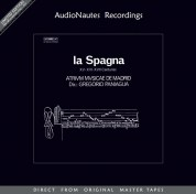 Atrium Musicae de Madrid, Gregorio Paniagua: La Spagna (Ltd. Edition, direct from original mastertapes) - Plak