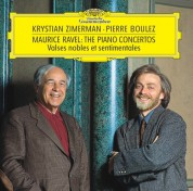 Krystian Zimerman, London Symphony Orchestra, Pierre Boulez, The Cleveland Orchestra: Ravel: The Piano Concertos - CD
