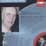 Wiener Philharmoniker, Wilhelm Furtwängler: R. Strauss: Don Juan, Till Eulenspiegels, Tod Und Verklarung - CD