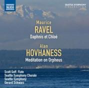 Gerard Schwarz: Ravel: Daphnis et Chloé - Hovhaness: Meditation on Orpheus - CD