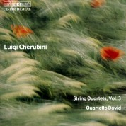 Quartetto David: Cherubini: Complete String Quartets, Vol. 3 - CD