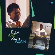 Ella Fitzgerald, Louis Armstrong: Ella & Louis Again (Green Vinyl) - Plak