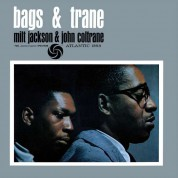 Milt Jackson, John Coltrane: Bags & Trane (Remastered - Mono) - Plak