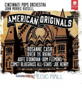 Rosanne Cash, John Morris Russell, Cincinnati Pops Orchestra: American Originals - Plak