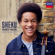 Sheku Kanneh-Mason: Inspiration - CD