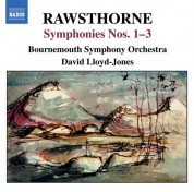 Rawsthorne: Symphonies Nos. 1-3 - CD