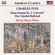 Ives: Piano Sonata No. 2 / The Celestial Railroad - CD