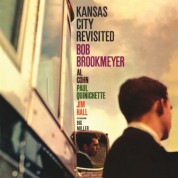 Bob Brookmeyer: Kansas City Revisited - Plak