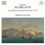 Scarlatti, D.: Keyboard Sonatas (Complete), Vol.  2 - CD