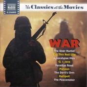 Classics at the Movies: War - CD