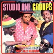 Çeşitli Sanatçılar: Studio One Groups - Plak