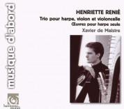 Xavier de Maistre: Renie: Harp Works - CD