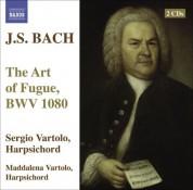 Bach: Die Kunst Der Fuge - CD