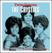 The Crystals: Twist Uptown - Plak