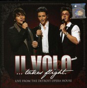 Il Volo: Takes Flight - CD