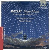 Andrew Manze, The English Concert: Mozart: Eine Kleine Nachtmusik - CD