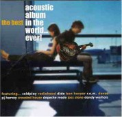 Çeşitli Sanatçılar: The Best Acoustic Album in the World Ever - CD