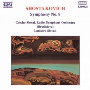 Shostakovich: Symphony No. 8 - CD