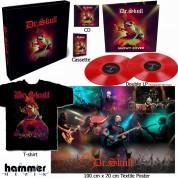Dr. Skull: Showy Zover - Live (Kırmızı Plak) Boxset - Plak