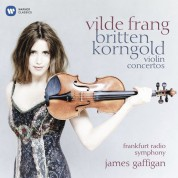 Vilde Frang: Britten, Korngold: Violin Concertos - CD