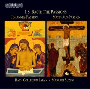 Masaaki Suzuki, Bach Collegium Japan: J. S. Bach - The Passions - CD