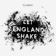 PJ Harvey: Let England Shake - Plak
