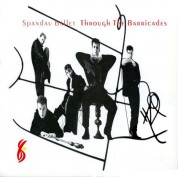 Spandau Ballet: Through the Barricades (Remastered) - Plak